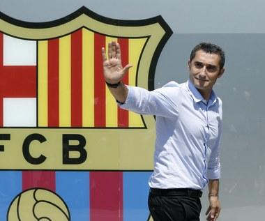Ernesto Valverde: Chcę rozwinąć styl gry Barcelony. Wideo