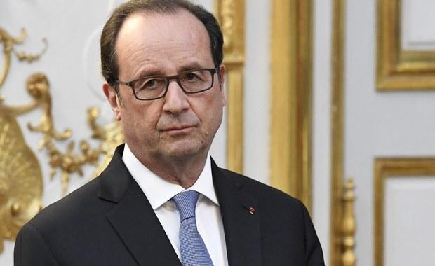 Eskorta prezydenta Hollande'a spowodowała tragiczny wypadek? Jest śledztwo