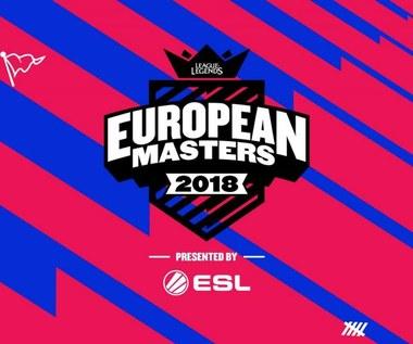 ESL przedstawia League of Legends European Masters 2018