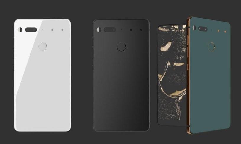 Essential Phone kosztuje 699 dolarów (około 2500 złotych) /materiały prasowe