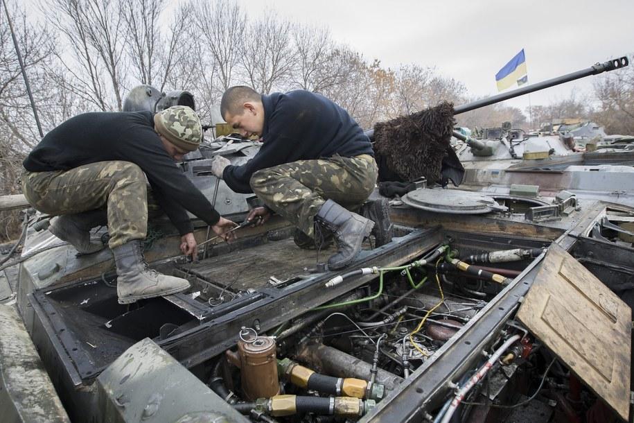 Estonia czuje się zagrożona śledząc agresywne działania Rosji wobec Ukrainy. Zdj. ilustracyjne /EPA/DMITRIY LIPAVSKIY /PAP