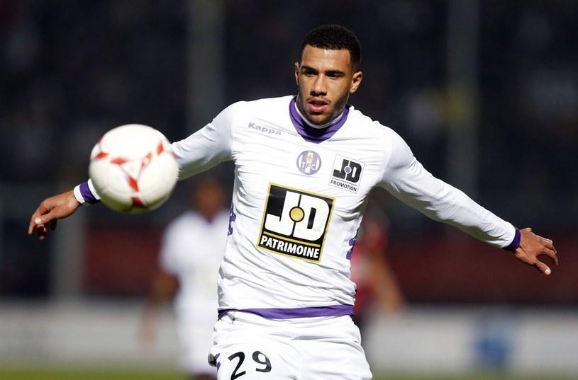 Etienne Capoue, piłkarz Toulouse FC /AFP