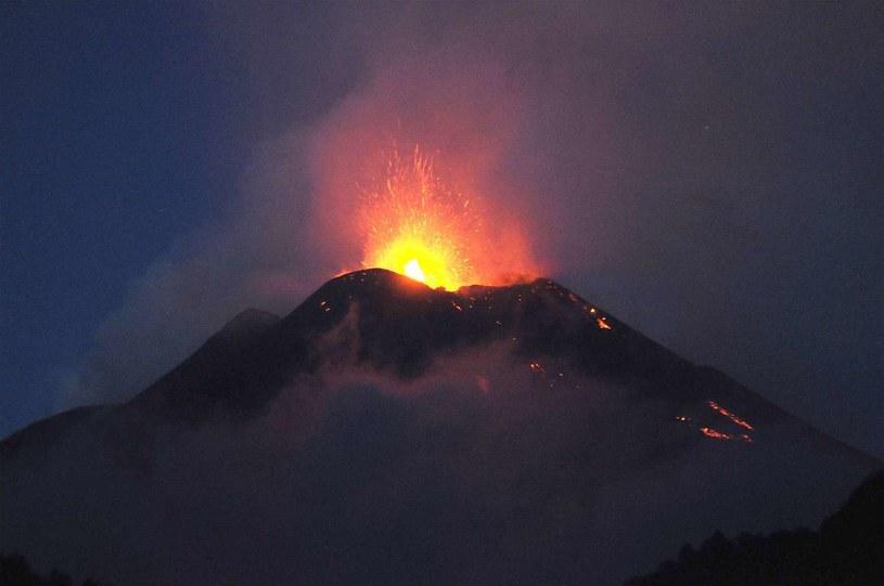 Etna /AFP