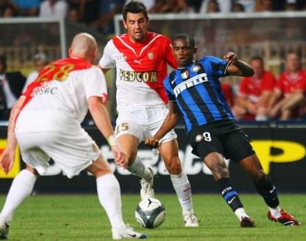 Eto'o zadebiutował w barwach nowego klubu /AFP