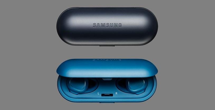 Etui Samsung Gear IconX, a zarazem ładowarka /materiały prasowe