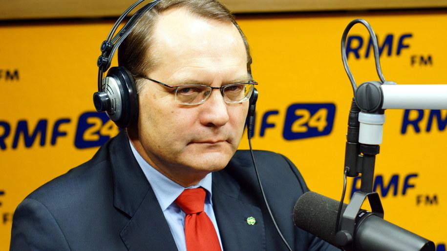 Eugeniusz Kłopotek /Michał Dukaczewski /RMF FM