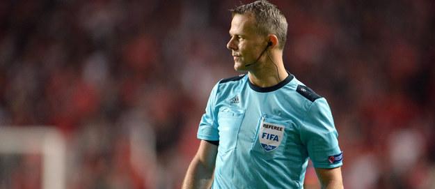 Euro 2016. Bjoern Kuipers poprowadzi mecz Polska - Niemcy