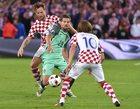Euro 2016. Chuligani zaatakowali Ivana Rakiticia