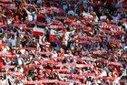 Euro 2016. Polacy opanowali Saint-Étienne!