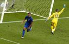 Euro 2016. Włochy - Hiszpania 2-0. Graziano Pelle: Mamy się cieszyć piłką