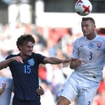 Euro 2017. Mecz Słowacja - Anglia 1-2