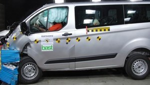 Euro NCAP oceniło kombivany