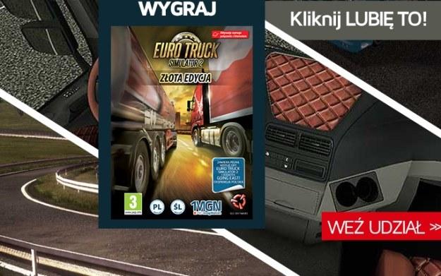 Euro Truck Simulator 2 /materiały prasowe