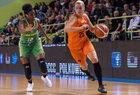 Euroliga koszykarek: CCC Polkowice - Uniqa Sopron 82:90