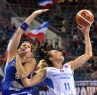 Euroliga koszykarek - porażki Wisły Can-Pack Kraków i CCC Polkowice