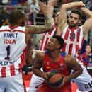 Euroliga koszykarzy: Kyle Hines najlepszym obrońcą