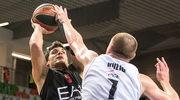 Euroliga koszykarzy: PGE Turów - EA7 Armani 96:101