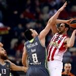 Euroliga koszykarzy. Real Madryt wygrał z Olympiakosem