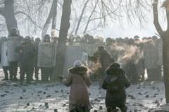 Euromajdan gotuje się na odparcie szturmu milicji