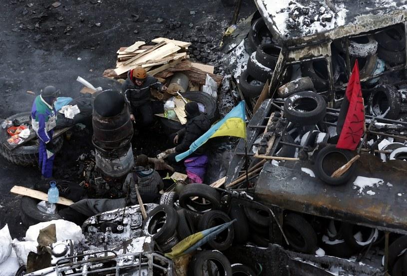 Euromajdan /PAP/EPA