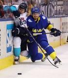 Europa - Szwecja 3-2 w półfinale hokejowego Pucharu Świata