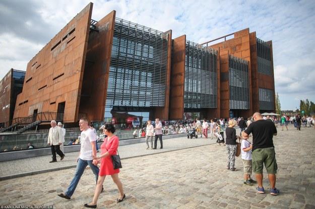 Europejskie Centrum Solidarności w Gdańsku/fot. K. Misztal /Reporter