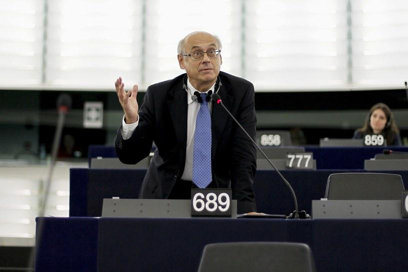 Europoseł PiS Zdzisław Krasnodębski /MATHIEU CUGNOT /East News