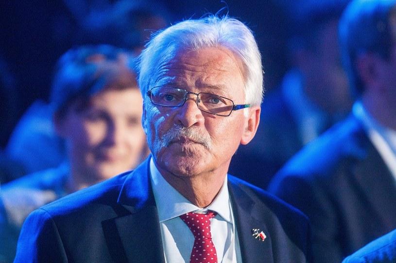 Europoseł PO Tadeusz Zwiefka /Piotr Grzybowski /East News