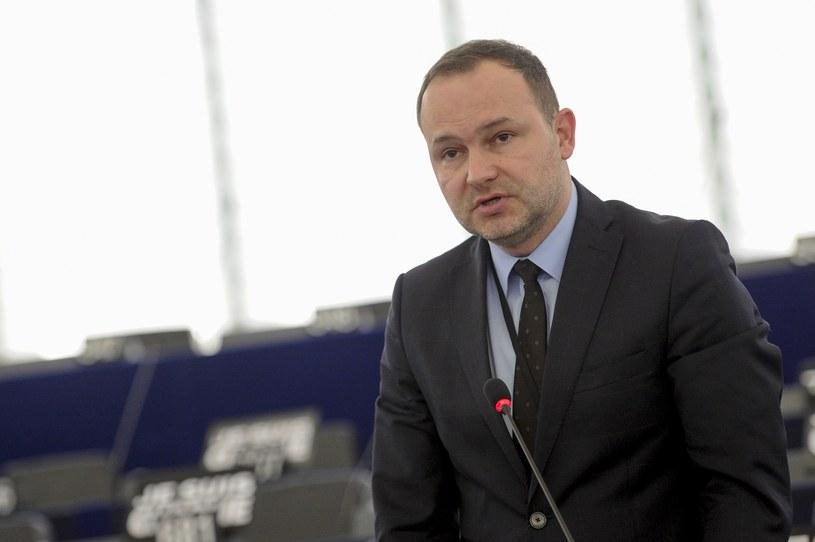 Europoseł PSL Krzysztof Hetman /SEBASTIEN BOZON /East News
