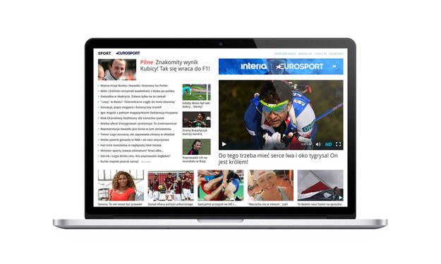 Eurosport.interia.pl /Interia.pl /INTERIA.PL