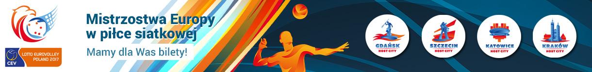 EUROVOLLEY 2017. Zdobądź bilety na ostatnie mecze fazy grupowej