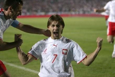 Euzebiusz Smolarek dobrze zrobi próbując swoich sił w Primera Division /AFP