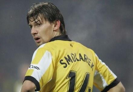 Euzebiusz Smolarek z radością czeka w Dortmundzie na swojego rodaka /Agencja Przegląd Sportowy