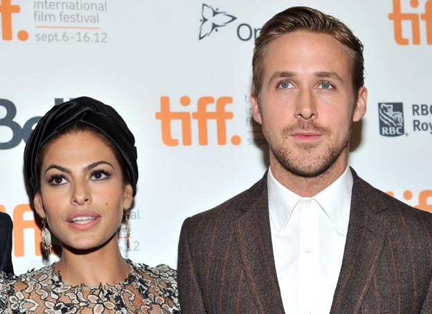 Eva Mendes i Ryan Gosling /Getty Images