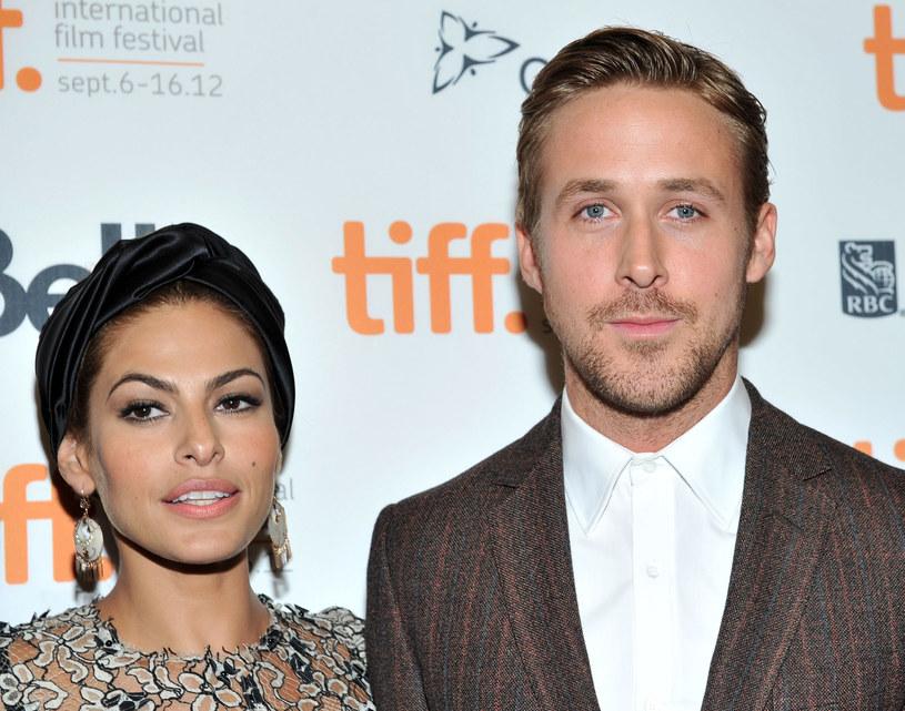 Eva Mendes i Ryan Gosling /Getty Images