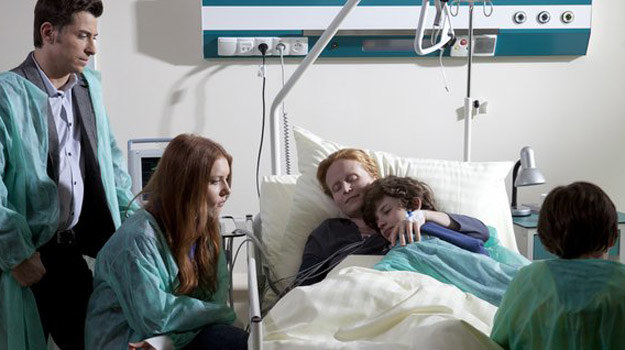 Ewa będzie w stanie agonalnym. Mostowiakowie zaczną modlić się o jej wyzdrowienie. /www.mjakmilosc.tvp.pl/