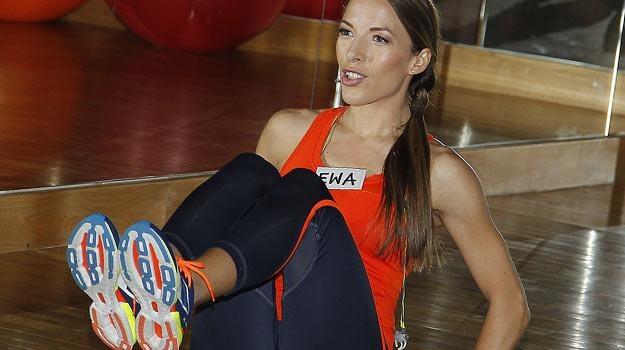 """Ewa Chodakowska przekonuje, że warto być """"active""""... /AKPA"""