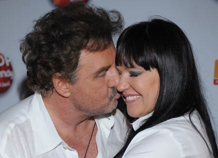 Ewa i Krzysztof, fot. Andrzej Szilagyi /MWMedia