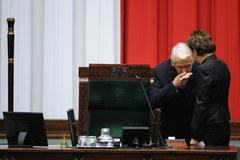 Ewa Kopacz została marszałkiem Sejmu