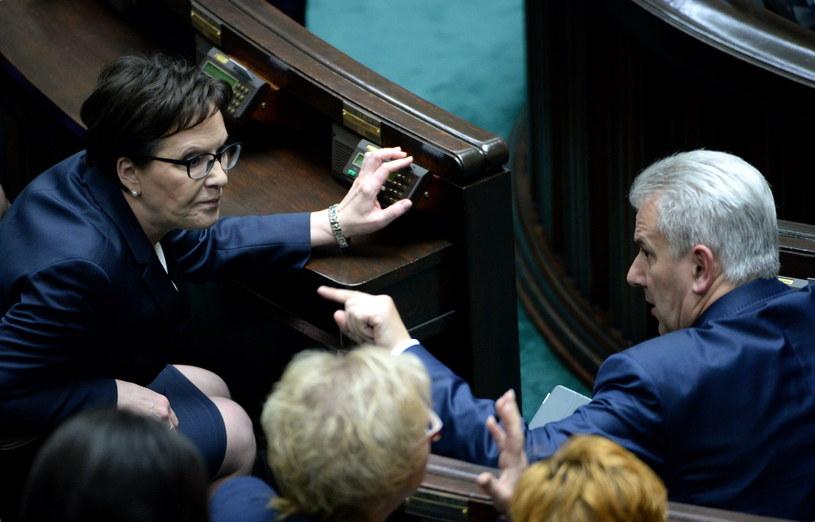 Ewa Kopacz / Jacek Turczyk    /PAP