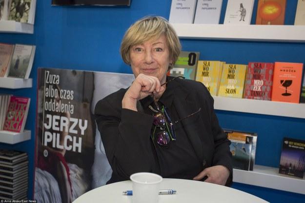 Ewa Lipska/fot. A. Abako /East News