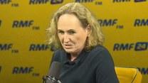 Ewa Malinowska-Grupińska w Popołudniowej rozmowie w RMF FM