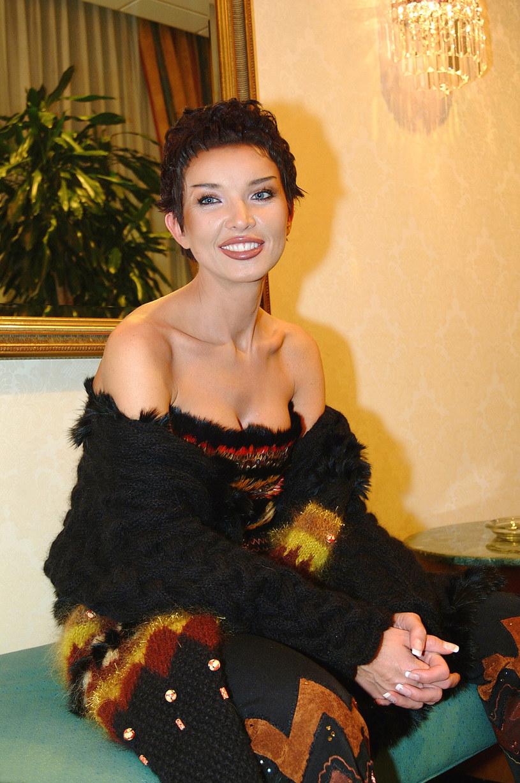 Ewa Minge w 2002 roku /Prończyk /AKPA