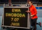 Ewa Swoboda mistrzynią Polski juniorek