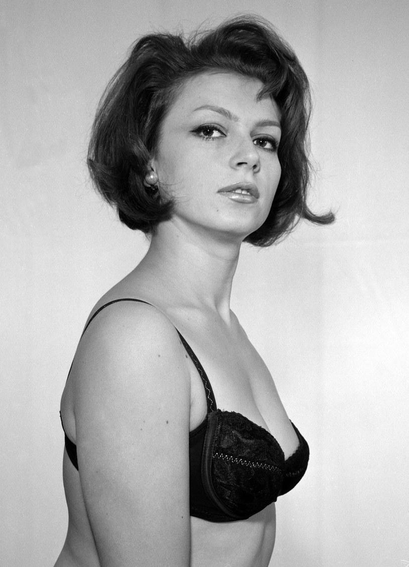 Ewa Wiśniewska w 1966 roku /Andrzej Wiernicki /East News
