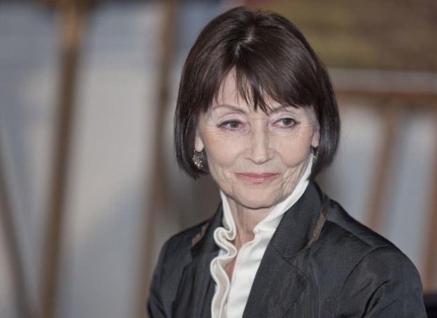 Ewa Woydyłło-Osiatyńska /Leszek Kotarba  /East News