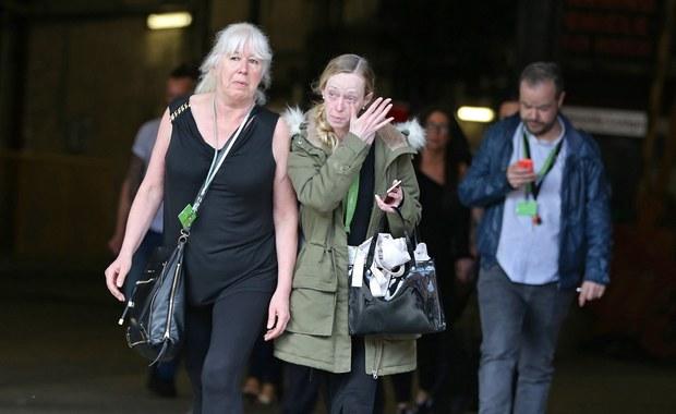 Ewakuacja centrum handlowego w Manchesterze. Świadkowie mówili o wybuchu