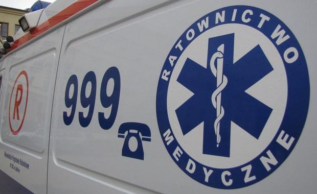 Ewakuacja gimnazjum na Pomorzu. 14 uczniów trafiło do szpitali