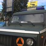 Ewakuacja szkoły w Kołobrzegu. W pobliżu znaleziono niewybuch