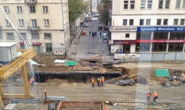 Ewakuowani mieszkańcy powoli wracają do domów /Paweł Świąder /RMF FM
